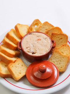 Menú del día en la Taverna Lusitana (de lunes a viernes)