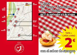 Ruta de tapas en Teruel (hasta el 6 de octubre)
