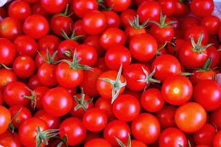 Tapeo con tomate cherry (sábado, 28)