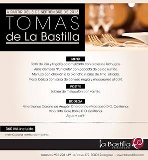 Tomas de La Bastilla