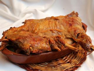 Menú fiestas del Pilar en la Bodega de Chema (del 4 al 13 de octubre)