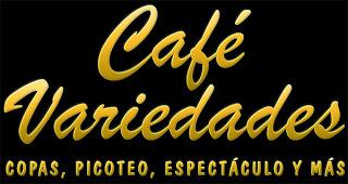 Inauguración Café Variedades (sábado, 7)