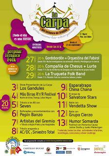 Gastronomía en la Carpa del Ternasco de Aragón (del 5 al 13 de octubre)
