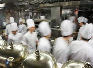 Concurso de cocineros de Aragón (miércoles, 25)