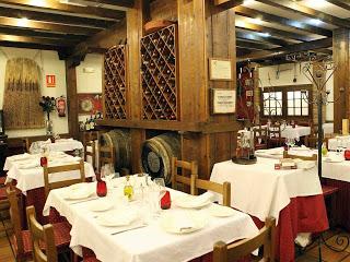 Menú del día del Pilar en Parrilla Albarracín (sábado, 12 de octubre)