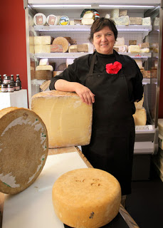 Degustación de quesos aragoneses en ARAGÓN CON GUSTO (jueves y viernes, 7 y 8)