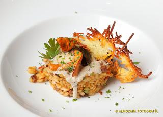 Menú del restaurante La Bodega de Chema en ARAGÓN CON GUSTO (del 30 de octubre al 10 de noviembre)