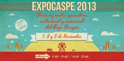 Expo Caspe (del 1 al 3 de noviembre)