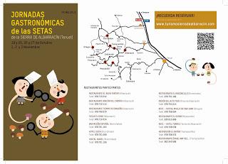 IV Jornadas Micológicas de Otoño (del 19 de octubre al 3 de noviembre)