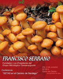 Charla sobre micología (viernes, 4)