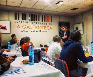 Curso de segundo nivel de cata de vinos en la Gastroteca (jueves, 17)