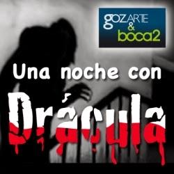 Cena Una noche con Drácula en Boca2 (jueves, 7 y 21)