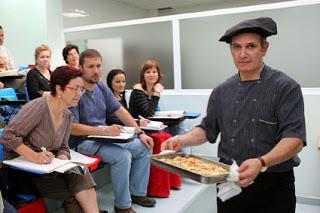 Demostración de cocina ARAGÓN CON GUSTO (jueves, 31)