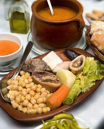 Los viernes, cocido en María Morena (viernes de otoño)