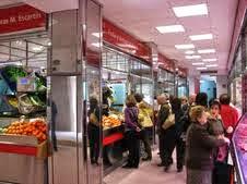 Visita al Mercado San Vicente De Paúl (sábado, 2 de noviembre)