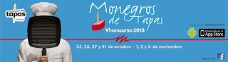 Concurso de tapas ARAGÓN CON GUSTO (del 25 al 31 de octubre y del 1 al 3 de noviembre)