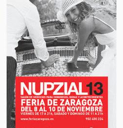 Feria Nupzzial (del 8 al 10)