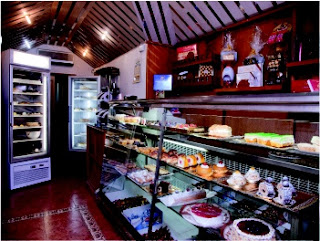 Exposición de pastelería en ARAGÓN CON GUSTO (jueves, 7 de noviembre)