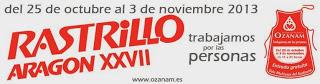 Rastrillo solidario (hasta el 3 de noviembre)