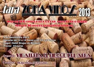 TaraZona vinos (sábado, 9)