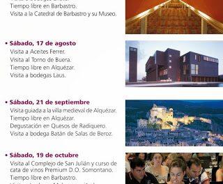 Bus del Vino Somontano (sábado, 19)