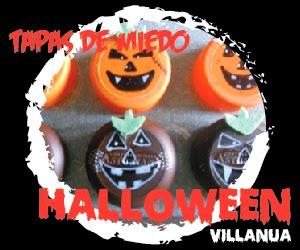 Tapas de Halloween (del 1 al 3 de noviembre)
