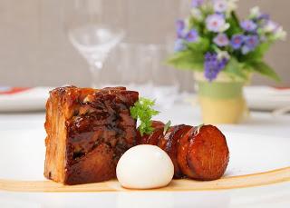 Menú del restaurante El Chalet en ARAGÓN CON GUSTO (del 30 de octubre al 10 de noviembre)