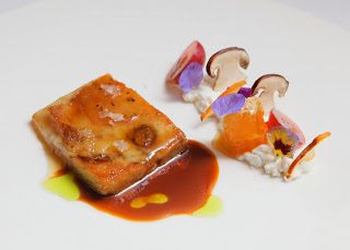 Menú del restaurante La Bastilla en ARAGÓN CON GUSTO (del 30 de octubre al 10 de noviembre)
