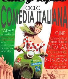 Cine y tapas en ARAGÓN CON GUSTO (viernes, 8)