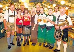 Oktoberfest (del 4 al 20 de octubre)
