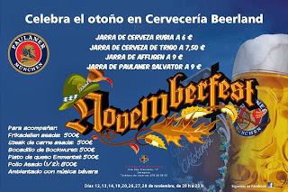 Fiesta de la cerveza en Beerland (días 12 a 14, 19-20 y 26 a 28)