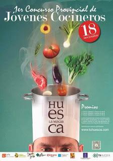 Concurso de cocina en ARAGÓN CON GUSTO (lunes, 18)