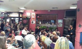 Ciclo de catas Grandes garnachas de Aragón, en el bar El Fútbol (sábado, 16)