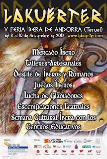 Feria íbera en Andorra (hasta el domingo, 10)