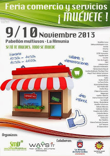 Feria de Comercio y Servicios (días 9 y 10)