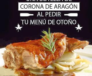 Menús a 10, 15 y 20 euros en La Parrilla Albarracín y +Albarracín (del 18 al 24 de noviembre)