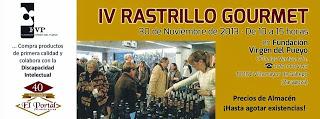 Rastrillo gourmet (sábado, 30)