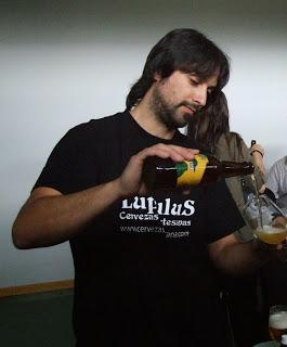 Cata de cervezas artesanas (sábado, 23 de noviembre)