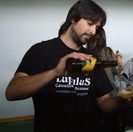 Cata de cervezas artesanas con picoteo (martes, 26)