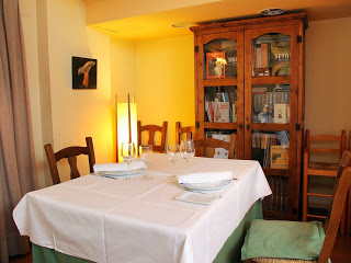 Menú degustación de setas en Casa Escartín (hasta el 30 de noviembre)