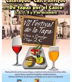 Festival de la tapa (del 5 al 9 de diciembre)