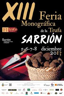Feria de la trufa (del 5 al 9 de diciembre)