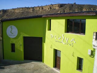 Presentación de los vinos DCueva en el bar El Fútbol (miércoles, 18)