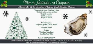 Navidad en Gayarre (del 18 al 22)