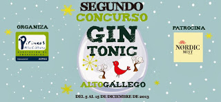 Concurso de gin-tonics (hasta el 15 de diciembre)