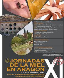 Jornadas de la miel en Aragón (domingo, 15)