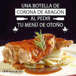 Menús a 10, 15 y 20 euros en La Parrilla Albarracín y +Albarracín (del 2 al 9 de diciembre)