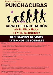 Fiesta Punchacubas (sábado y domingo, 14 y 15)