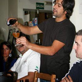 Cata de cervezas artesanas americanas (lunes, 23)