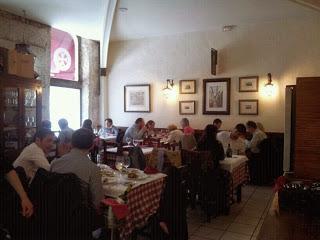 Menús de Nochebuena y Nochevieja en la Taverna Lusitana (días 24 y 31 de diciembre)